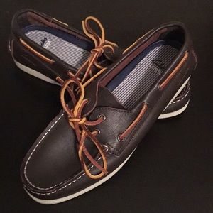 NWT Clarks boat shoes